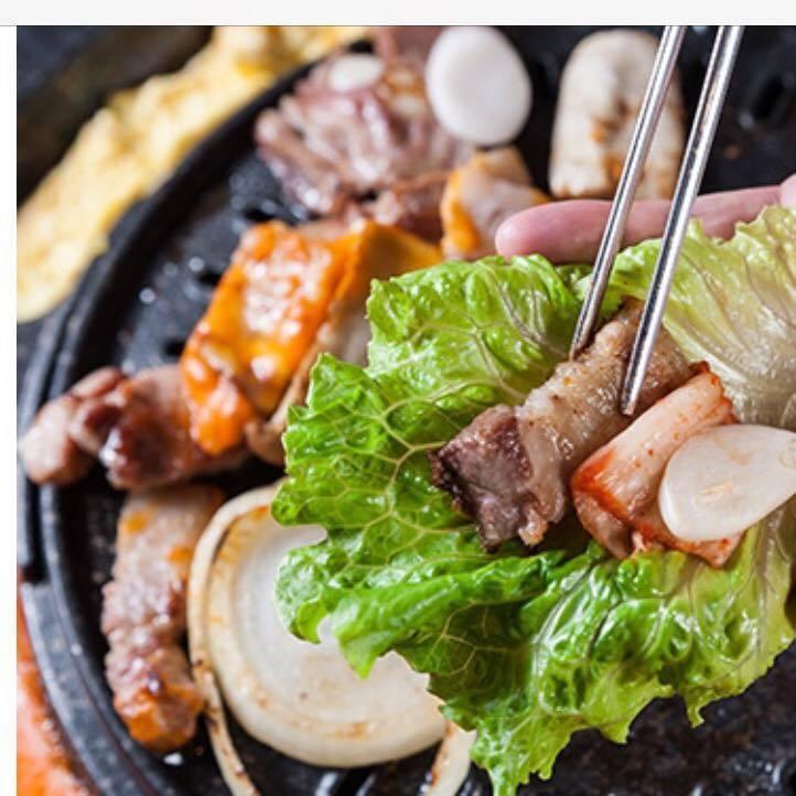 圖/摘自安妞韓國烤肉食堂 粉絲團