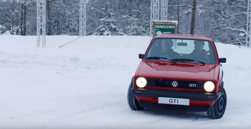 Volkswagen Golf GTI Mk1。 截自Edd China's Garage Revival影片