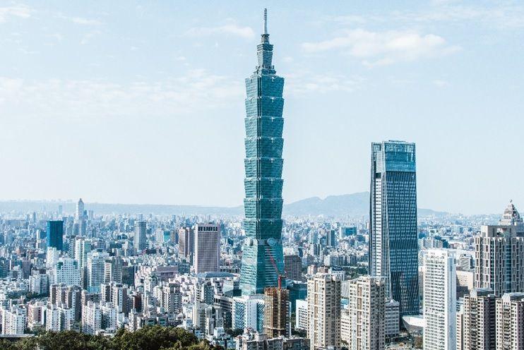 台北市信義計畫區街景 益立信房產集團/提供