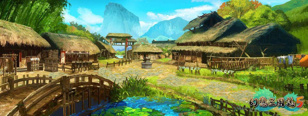主角居住的村莊,不知道這次是否能逃過滅村的命運?