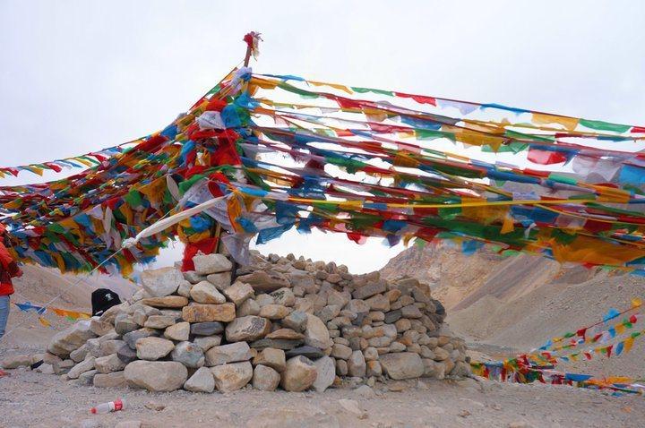 能以最近距離看到珠峰的最高點(@Tibet)。 圖/背包客棧