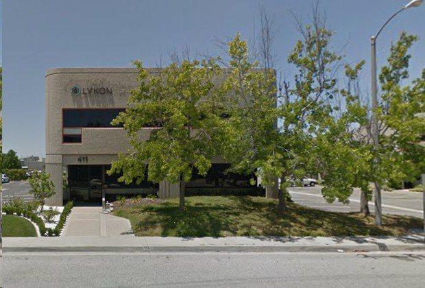 設於加州的美國施沛恩公司。圖/立委柯志恩辦公室提供