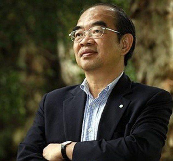 新教長吳茂昆爭議不斷,在被爆出涉及專利轉換的疑雲。圖/翻攝東華大學官網