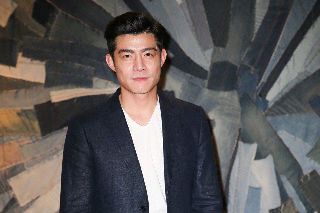 專訪《鏡像人.明日青春》演員王柏傑 。記者陳柏亨/攝影