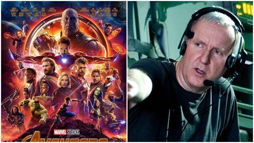 「阿凡達」導演詹姆斯卡麥隆坦言他很喜歡「復仇者聯盟」系列,但希望科幻電影可以更多