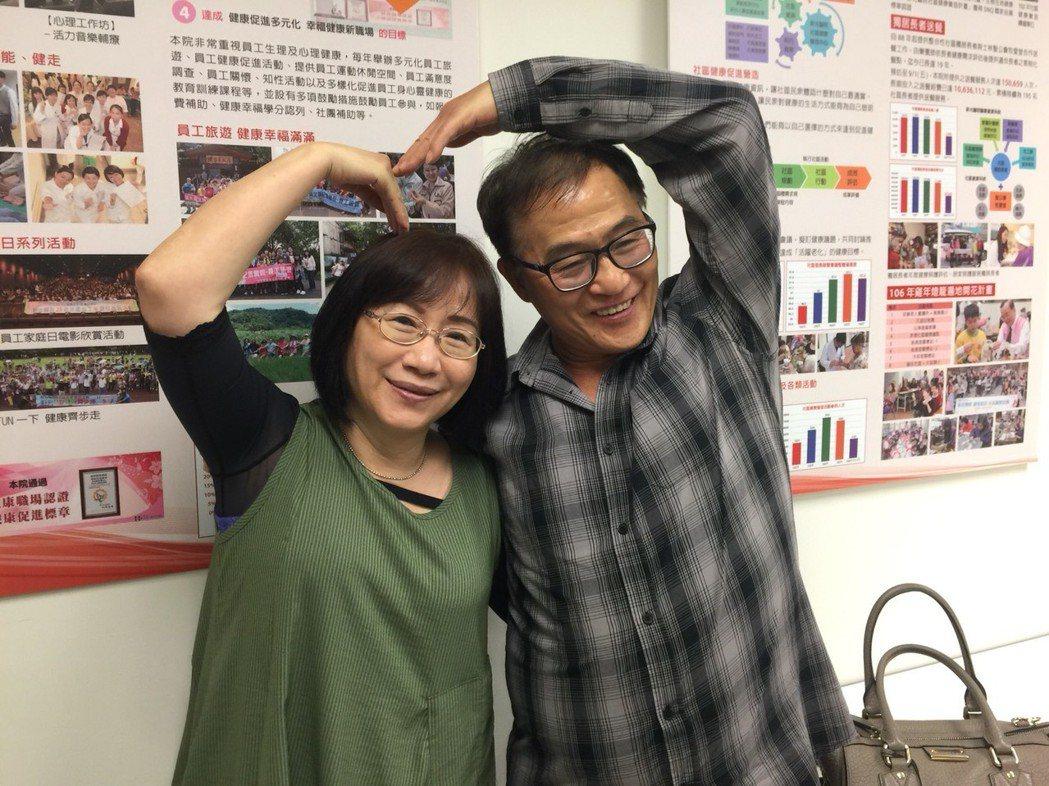 57歲陳先生罹患舌癌第4期合併肺轉移,經免疫雞尾酒療法治療2個月,腫瘤奇蹟消失,...