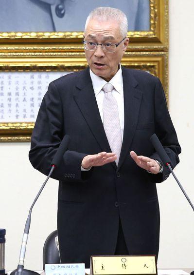 吳敦義在行政院長任內備詢時,被迫公開發誓「我不愛算命」,如果外界找到說謊證據就會...