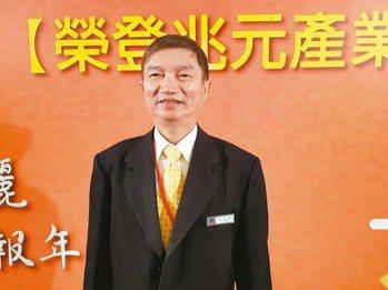 臺灣機械工業同業公會秘書長王正青。 魯修斌/攝影