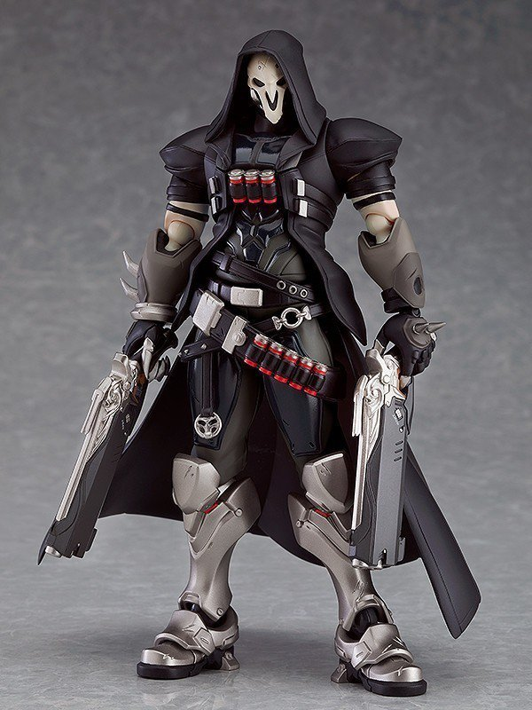 Good Smile Company日前發表「figma 死神」。