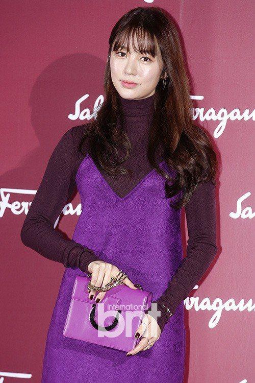 韓國演員尹恩惠有望出演新劇《心動警報》。圖/bntnews