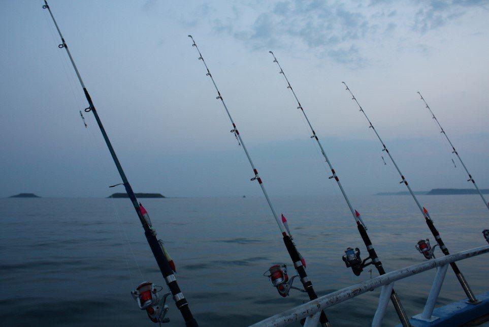 ▲綠島海上夜釣。(圖/攝影者:terrylee46, Flickr CC Lic...
