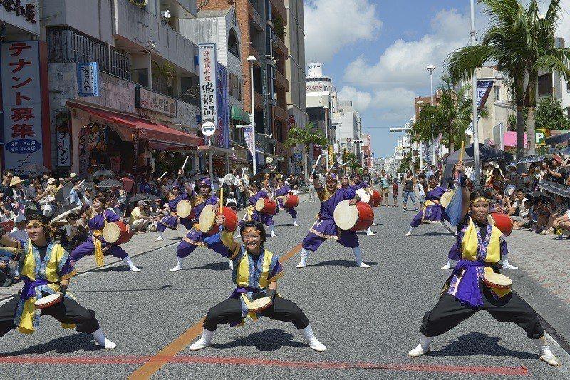 ▲沖繩EISA太鼓祭。(圖/© Okinawa Convention&Visit...