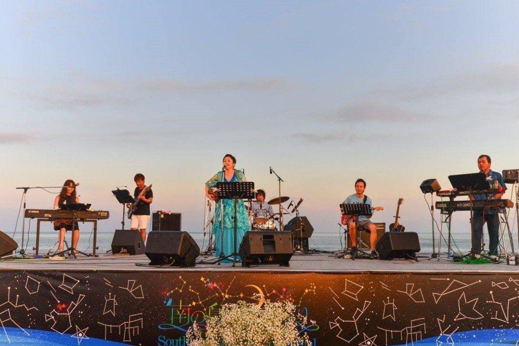 ▲沖繩石垣島星空祭。(圖/南の島の星まつり実行委員会官方臉書)