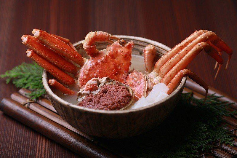 ▲鳥取螃蟹。(圖/©鳥取県)