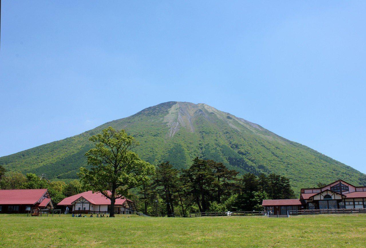 ▲鳥取大山。(圖/©鳥取県)