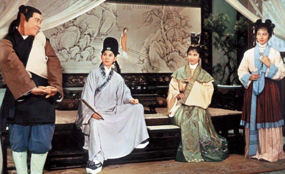 「梁山伯與祝英台」曾在台灣創下破紀錄的票房。圖/摘自homemcr