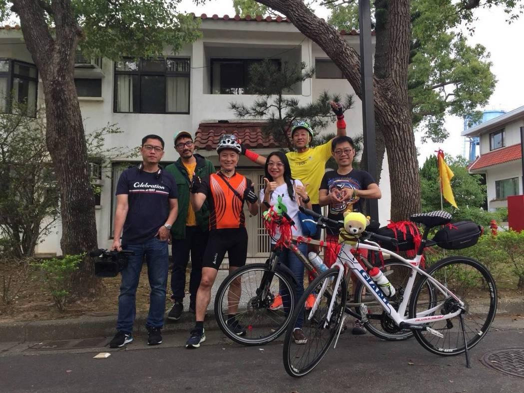 帕斯堤環島團隊辦到了!華人首位帕斯堤公開15天單車環台1,200公里,創造帕斯堤...