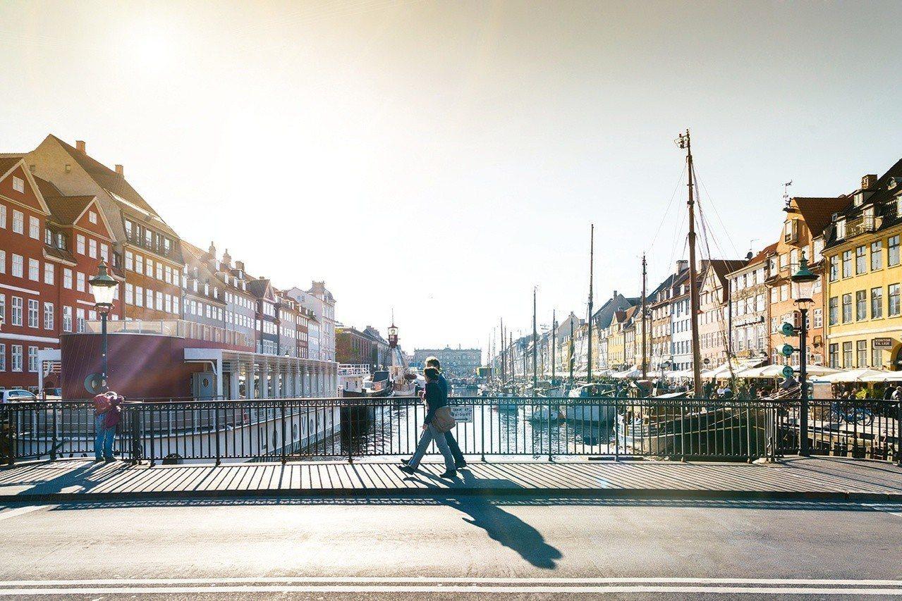 國泰航空精選13個歐洲城市優惠票最低66折,圖為丹麥哥本哈根。圖/國泰航空提供