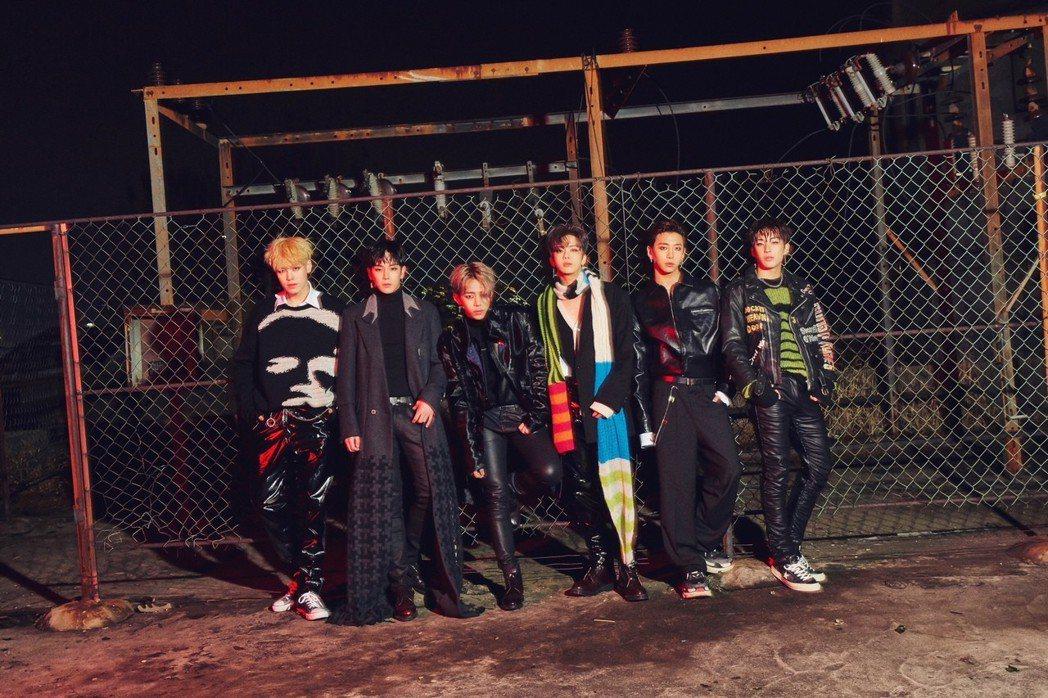 B.A.P 即將來台開唱。圖/TS娛樂提供