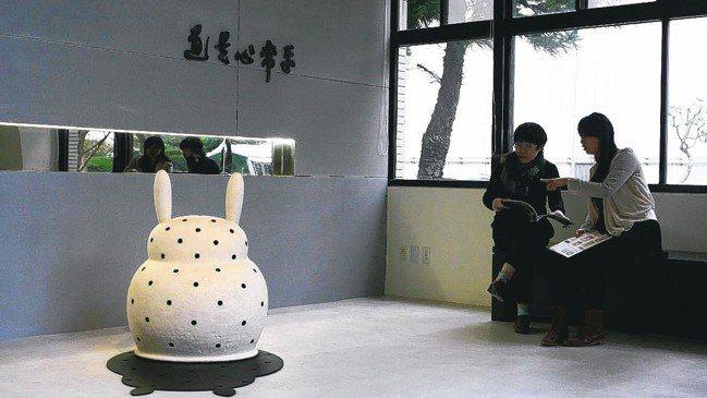 竹科智邦科技藝術館,寬敞優雅。 報系資料