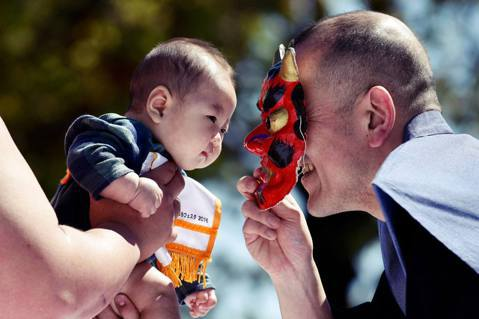 24日愛知縣發現一名1歲女嬰感染麻疹,這已經是愛知縣發現的第5名病例。 圖/歐新...