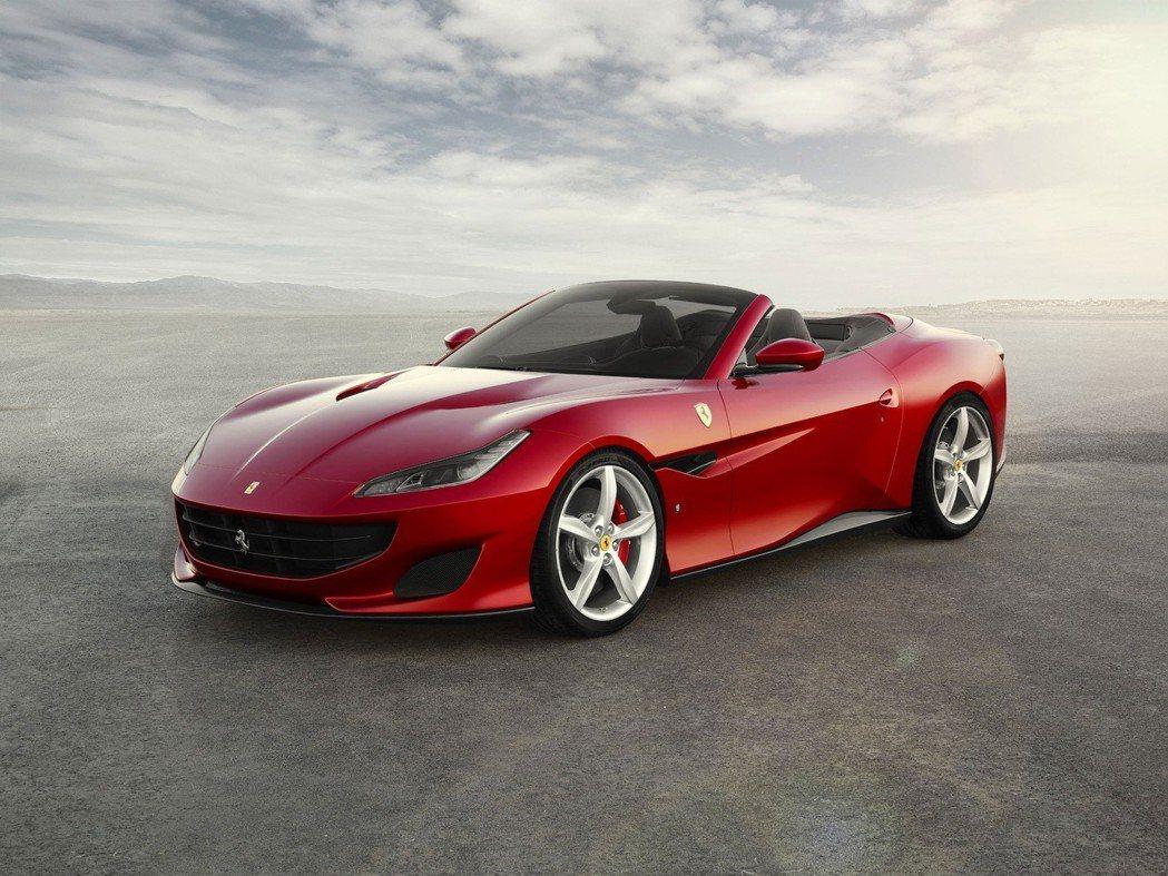 Ferrari Portofino成為品牌連續第四年獲Red Dot:Best ...