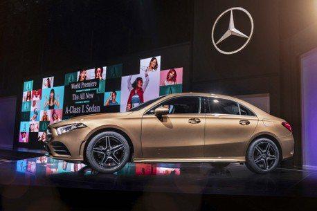 長軸A咖正式發表 Mercedes-Benz A-Class L Sedan中國駕到