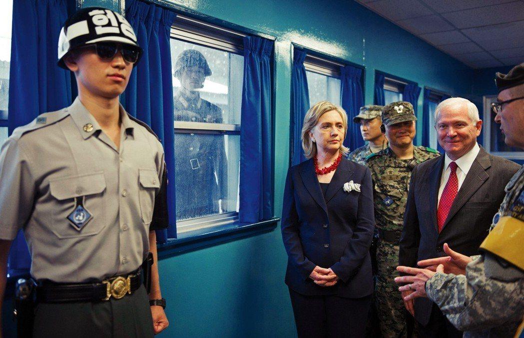 從南韓的角度看,這個與北韓對峙狀態下安全保障的最前線,可以被規劃為「反共教育」、...