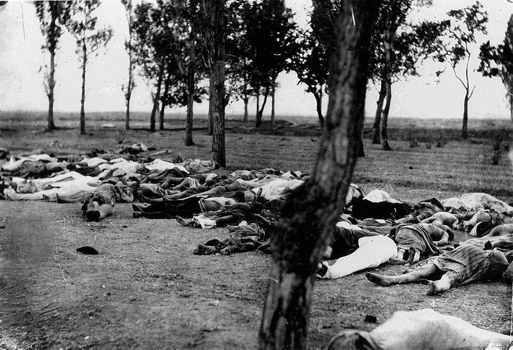 一戰期間的亞美尼亞大屠殺,至今仍是高加索地區仇恨的記憶。圖為時任美國駐鄂圖曼大使...