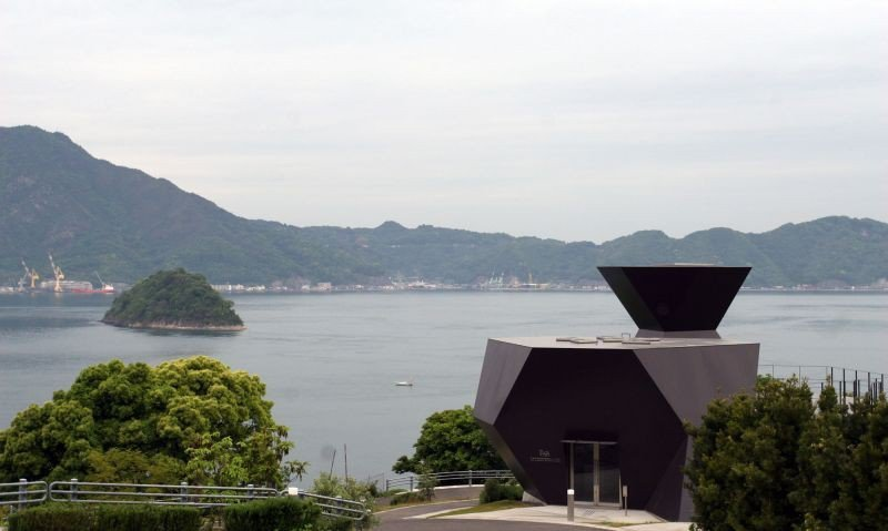 ▲伊東豐雄建築博物館外觀。 (photo by 達叔)