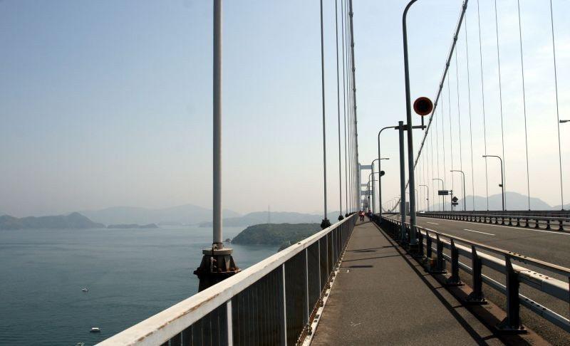 ▲畢直的大橋,可以一路飛4公里。 (photo by 達叔)