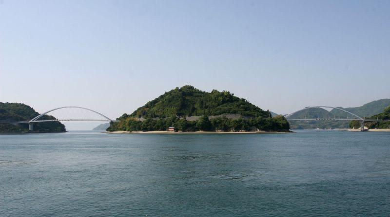 ▲岡村橋、平羅橋僅一小島之隔。 (photo by 達叔)