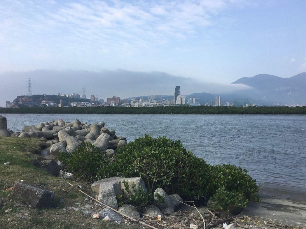 台北市政府推動社子島開發案,都市計畫已送內政部審查。 圖/報系資料照