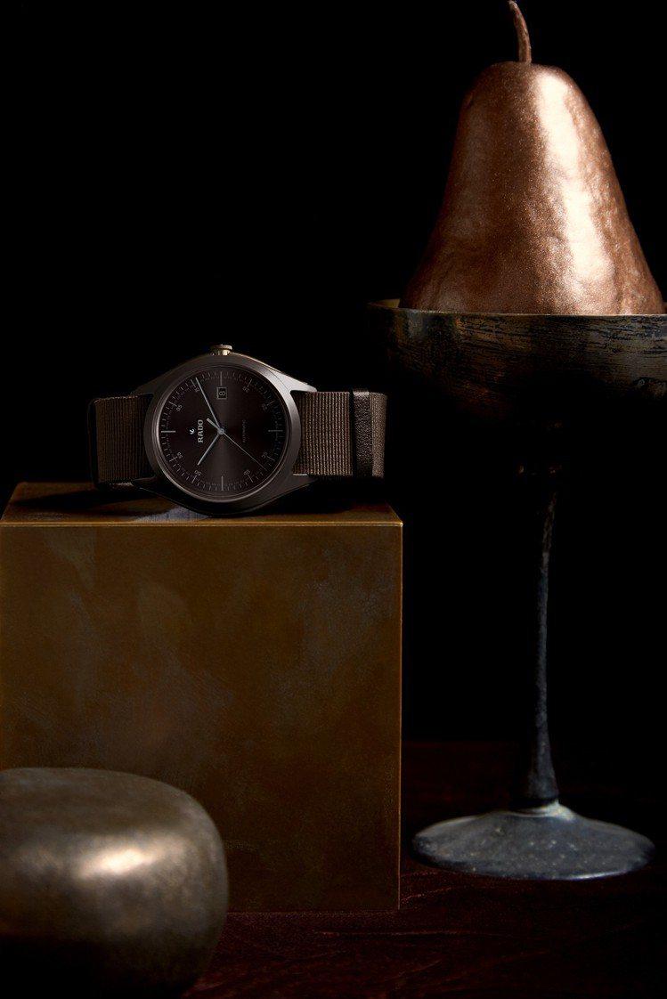 雷達HyperChrome 皓星系列極致輕量腕表,腕表僅56公克,10萬1,40...