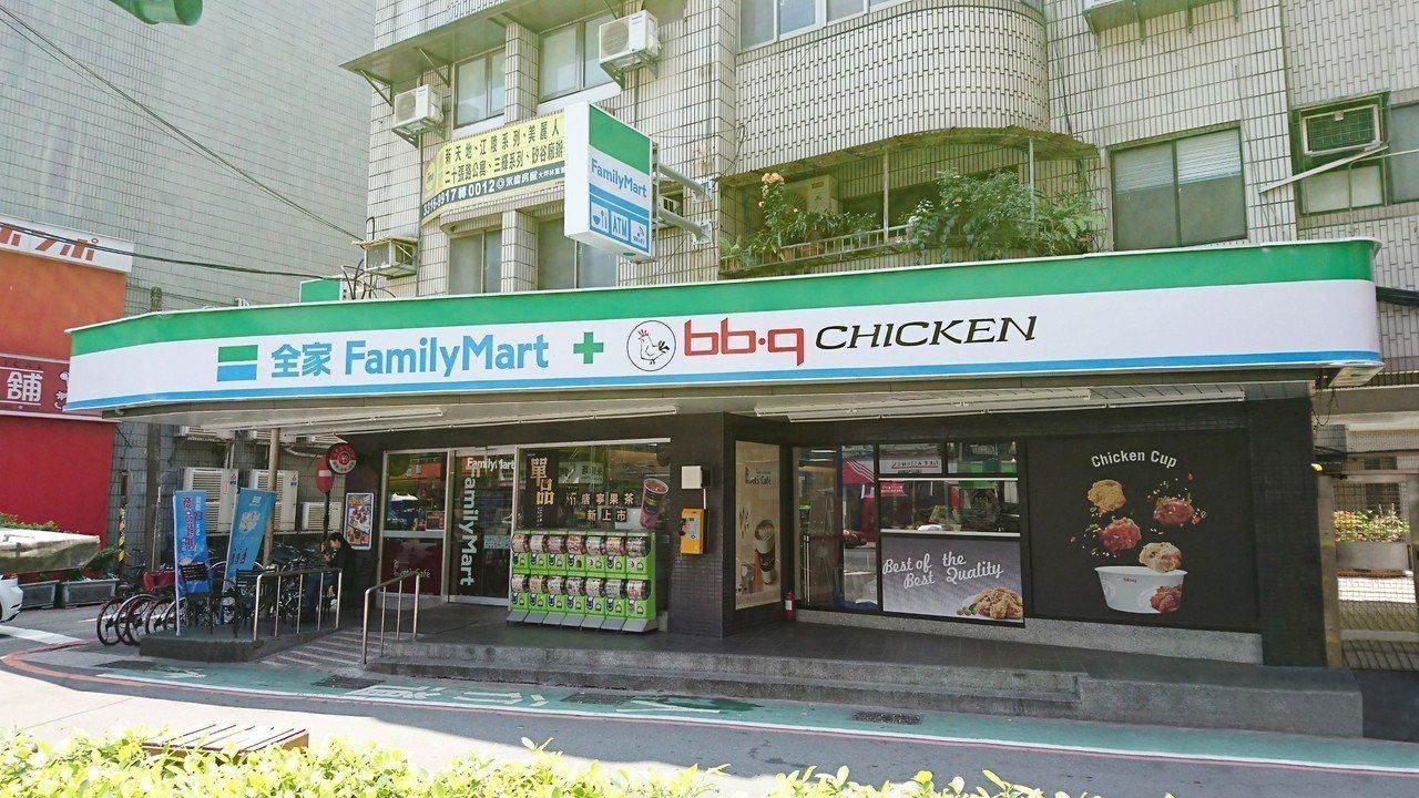 全家第2間韓式炸雞複合店全家慶民店,將於4月27日正式開幕。圖/全家提供