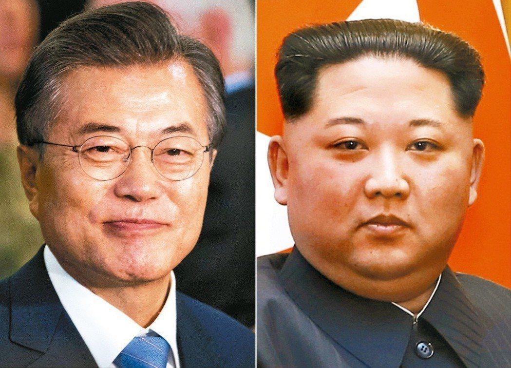 南北韓明天將舉行韓戰後第3次高峰會,南韓政府就21項全球關切的問題提出說明,包括...