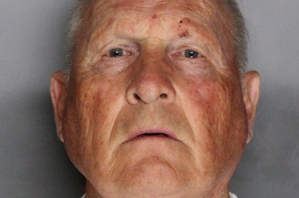 1976年起犯下多起殺人劫財、連環強暴案的「金州殺手」,經DNA調查比對後,查出...