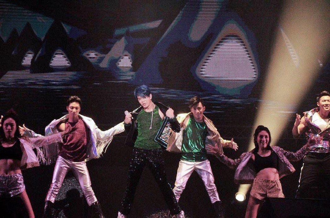 陳曉東7月28日將在南港展覽館開唱。圖/火爆娛樂提供