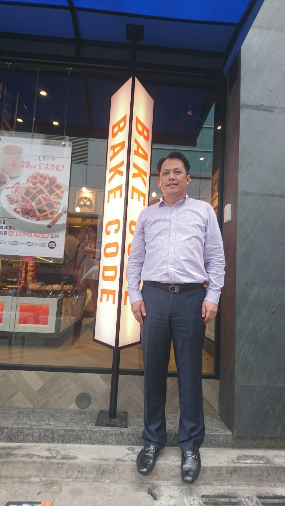 六角董事長王耀輝。記者韓化宇/攝影