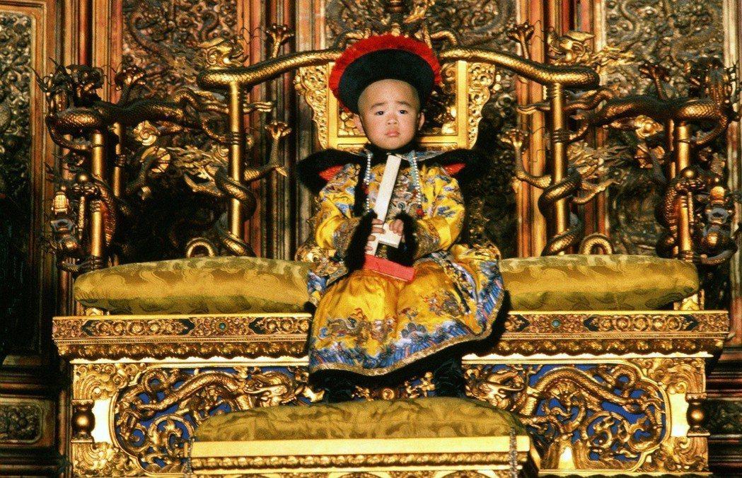 「末代皇帝」不僅在奧斯卡金像獎上9項提名、全部獲獎,更在台灣創下票房紀錄。圖/台...