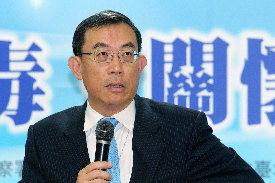 台北地檢署檢察長邢泰釗。 圖/聯合報系資料照片