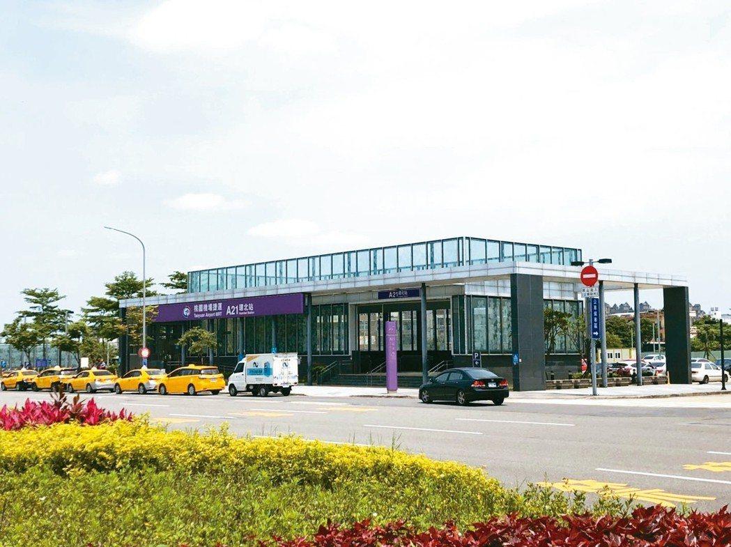 環北站。 圖/台灣房屋提供