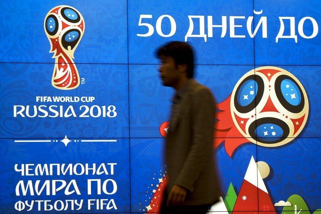 本屆世足賽即將在俄羅斯開踢。 美聯社
