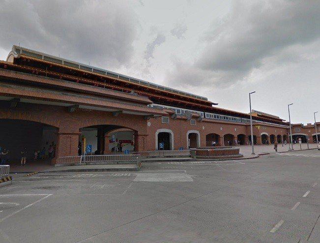 淡水捷運站。圖片來源/ Google Map