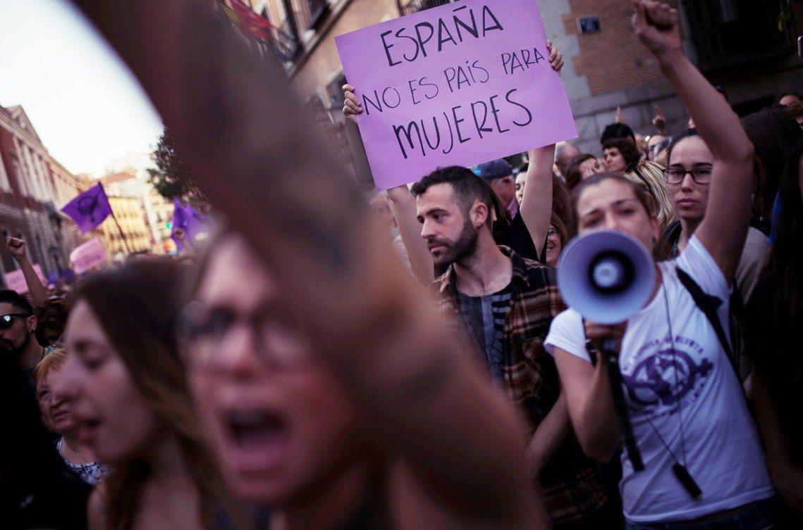 「西班牙是個不適合女人的國家!」 圖/美聯社