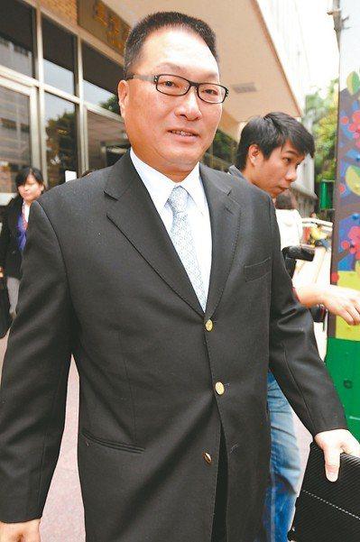 東森集團前總裁王令麟。 圖/聯合報系資料照片