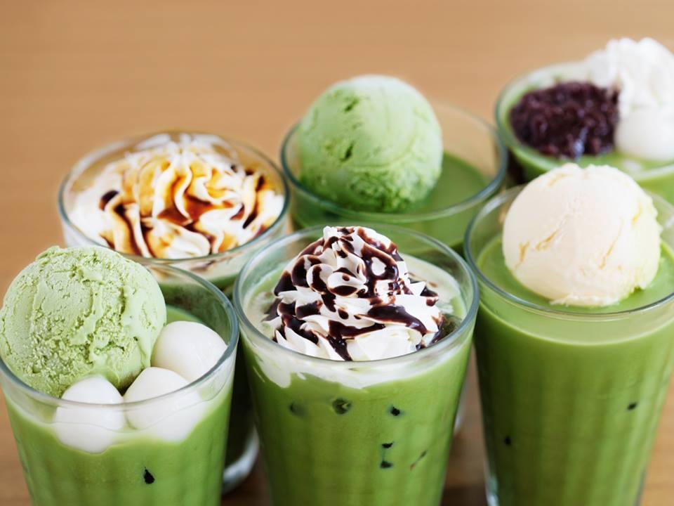 nana's green tea FB