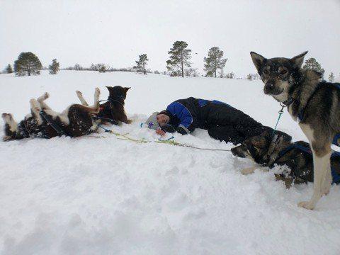 莊鵑瑛(小球)上個月終於挪出空檔放假,踏上屬於自己的非工作之旅,近20天的北歐行,走訪了芬蘭、瑞典、挪威,在北極圈裡北緯近70度,挪威的特隆姆瑟,小球完成了許多人生的夢想清單,像是冰天雪地吃泡麵、滑...