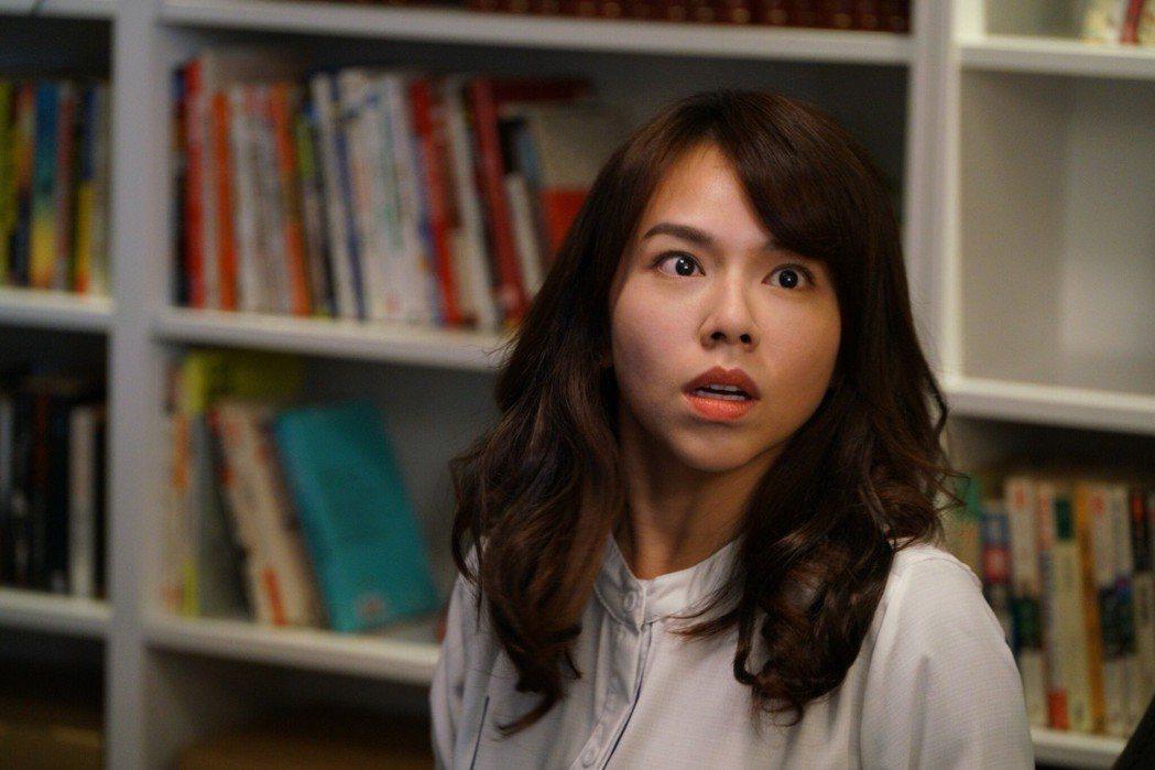夏于喬演出「薛丁格的貓」受好評。圖/民視提供