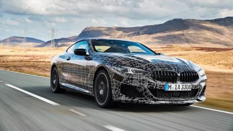 (影音) 全新BMW M850i xDrive細節揭曉!官方測試照出爐